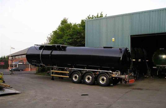 Bitumen Tankers
