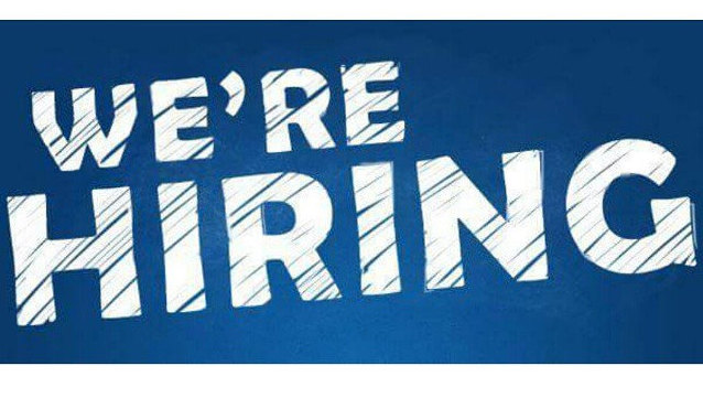 We are hiring a Yard Person / Stores Assistant