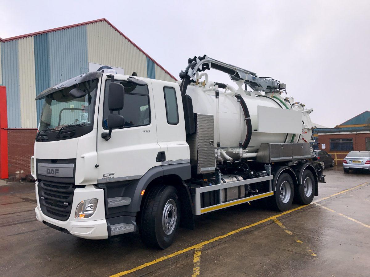 Leeds Commercial Vehicle Hire