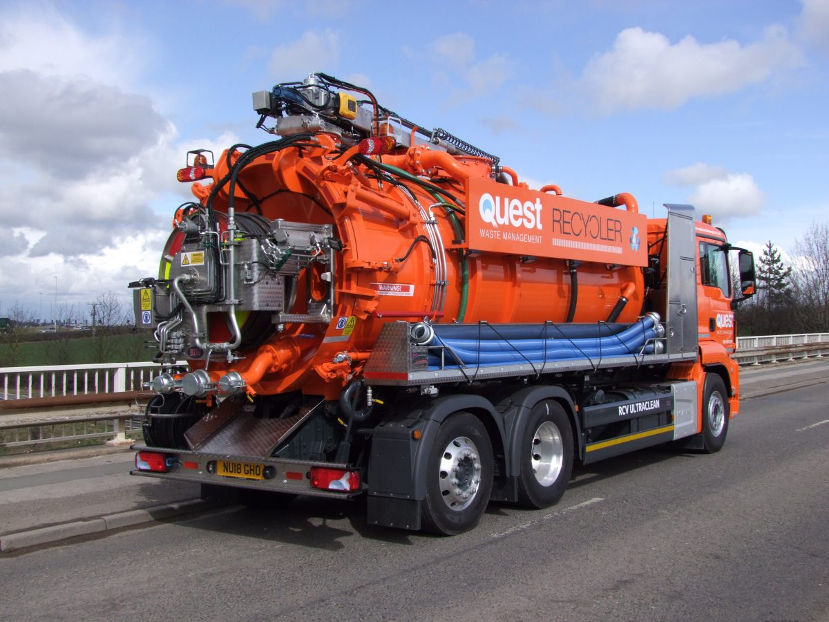 Quest Waste Management Third Delivery