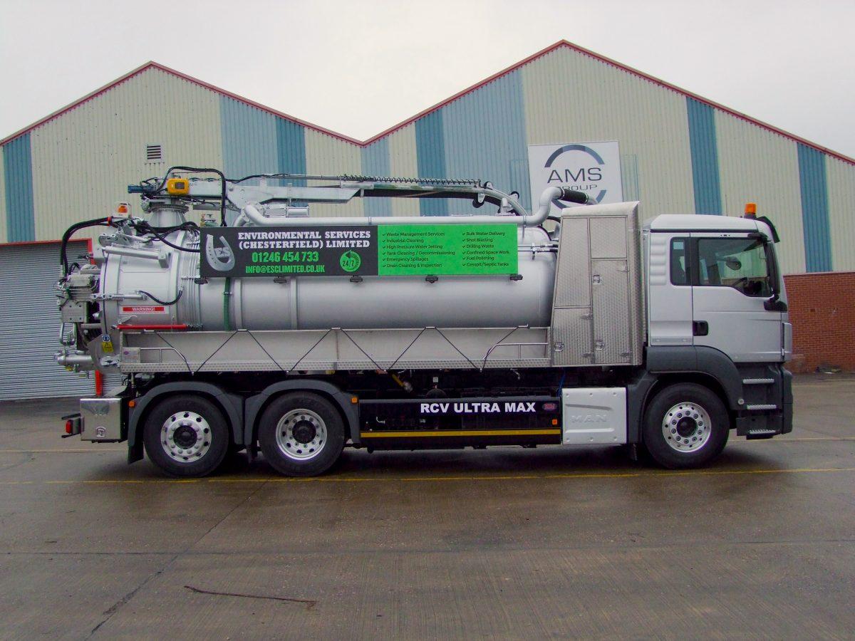 Environmental Services RCV Ultra Max
