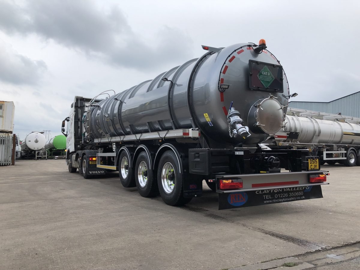 3R Solutions take another delivery