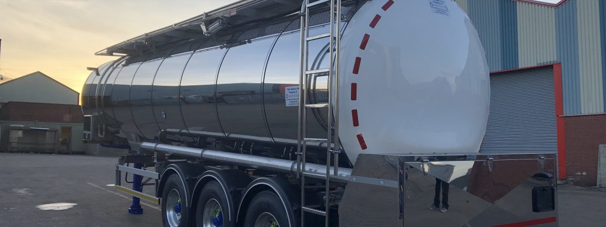 RTN TANKER 34000 litre food GP