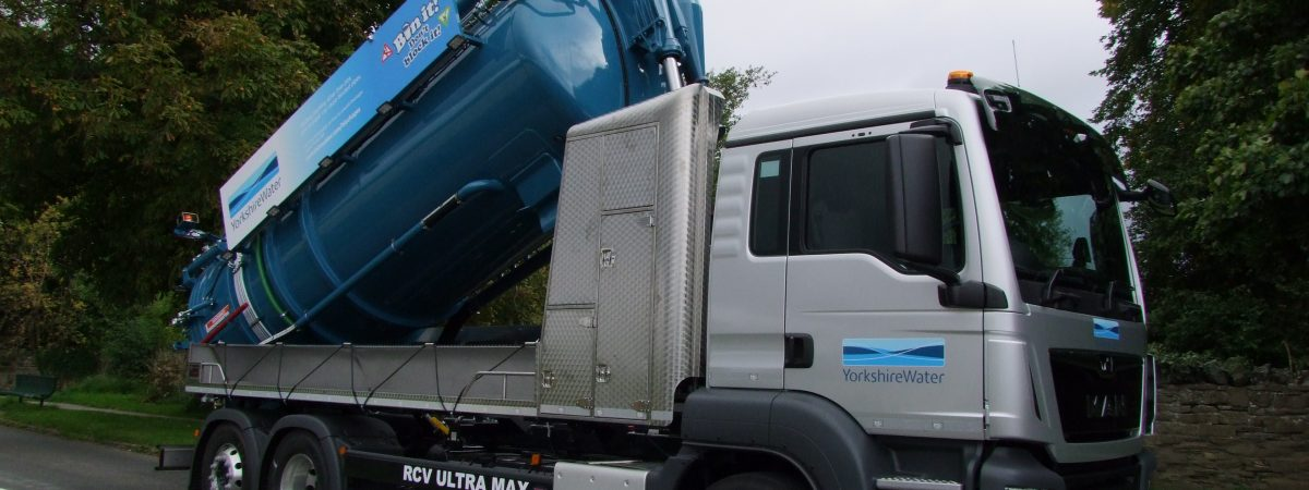 YORKSHIRE WATER COMBINATION UNIT